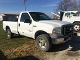 2005 F250 Reg Cab, 4WD, Power Stroke Diesel, Automatic, 8ft bed, 209,348 miles, runs & drives