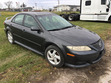 2003 Mazda 6, 4 Door, 239,507 miles, runs & drives (Consigned by Tim St Clair 660-341-4181)