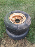 Lot of 4 11L-15 Tires