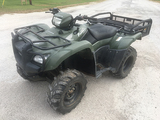 Honda TR X500 Foreman, 4WD, Cargo Rack, Four Wheeler, No Title, Runs & Drives