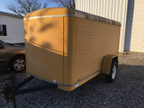 1989 Pace 5x8 Single Axle Cargo Trailer (Consigned by Ethan Cole 573-231-5908)