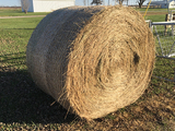 10x$ 5x5 Net Wrapped Brome & Mixed Grass Hay. Located 8 miles South of Kahoka, MO.