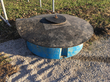 Farm Pride Mineral Feeder (Consigned by Garry Graham 660-341-4797)