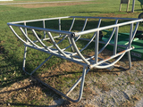 Cradle Hay Feeder (Consigned by Garry Graham 660-341-4797)