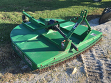 Frontier RC 2072, 3pt Rotary Cutter, Front Safety Chains, Land wheel, Low Acreage
