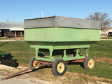 Gravity Flow Wagon with Extensions (Consigned by Shawn McAfee 319-795-4268)