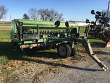 JD 750 15ft Grain Drill, Front Dolly, Markers (Consigned by Ken McElroy 309-221-8138)