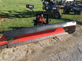 Western 8ft-6in Pro, Wing Extenstions, Snow Plow, Lights, Sells with Control Switch