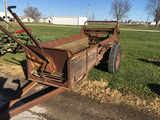 IH McCormick Ground Diven Manure Spreader (Consigned by Shawn McAfee 319-795-4268)