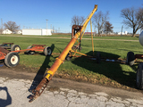 Alloway 26ftx8in grain auger, no motor (Consigned by Prairieland FS)