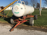 Heavy Duty Running Gear, Anhydrous Tank has Leak, No Valves (Consigned by Prairieland FS)