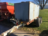 Water Wagon with Pump (Consigned by Wayne Burkhart 660-341-8238)