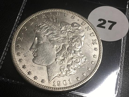 1901-O Morgan Dollar