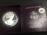 1990 American Eagle Proof