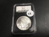 1882-S Morgan Dollar MS63