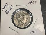 1927 Hobo Nickel
