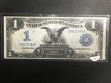 1899 $1 SILVER CERTIFICATE-XF-FR 230-NAPIER / McCLUNG