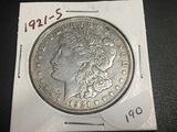 1921 S Morgan Dollar XF