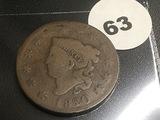 1820/19 Large Cent