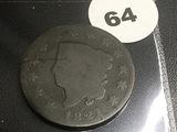 1821 Large Cent