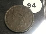 1840 Large Cent