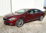 2017 Buick LaCrosse Essence, Only 12,118 One Owner Miles