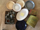 Enamelware and Misc