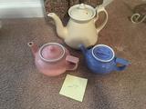 Halls Tea Pots