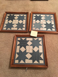 Framed Quilt Blocks