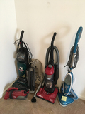 Vacuums as Shown