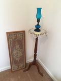 Candle Stand, Lamp