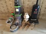 Steam Vac, Vacuum, Radio etc
