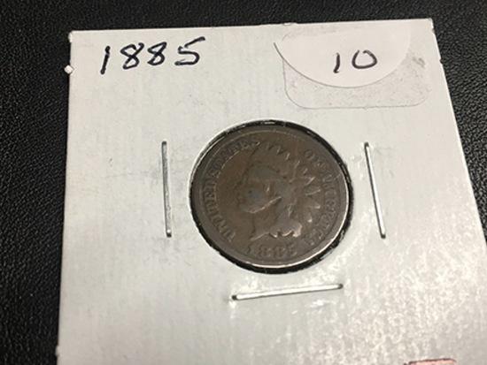 1885 Indian Head