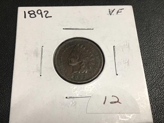 1892 Indian Head