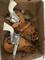 Mustang toy pistol set