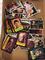 Box of Star Trek trading cards