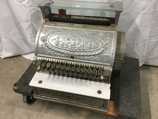 PICK UP ONLY -  National 349 Vintage Cash Register