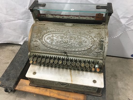 PICK UP ONLY -  National 359-G Vintage Cash Register