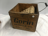 Gorin, MO egg case