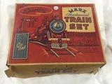 Marx Mechanical train set with original box