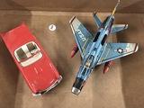 AMT Friction Car and Aircraft