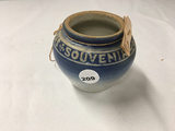 3 1/2 in. Monmouth, IL souvenir piece