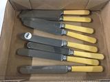 (7) Sheffield Knives