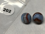 (2) 5/8 in. Marbles
