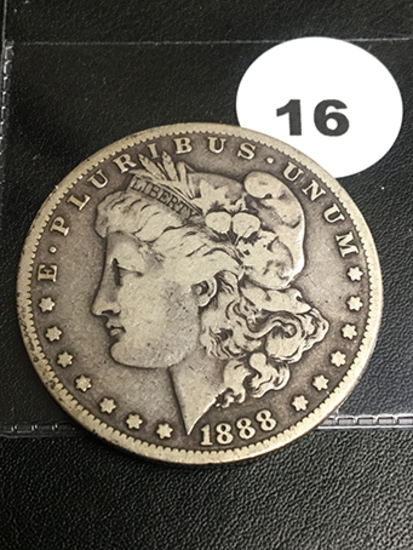 1888-S Morgan Dollar