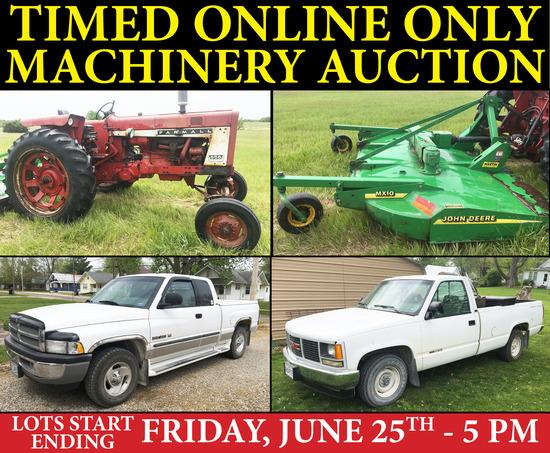 Machinery Auction