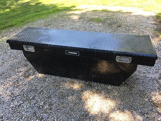 Husky Pickup Bed Tool Box