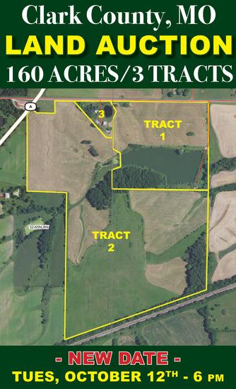 Clark County Land Auction