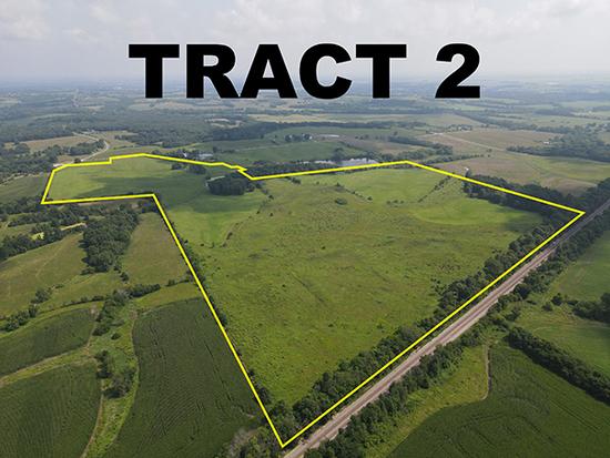 Tract 2 - 116.4 Surveyed Acres