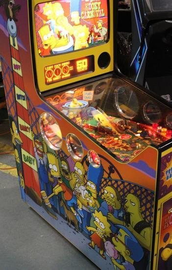 Simpsons Kooky Carnival
